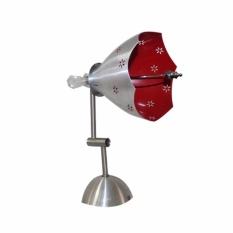 EELIC KAL-837B MERAH Kap Lampu Hias Dinding Minimalis