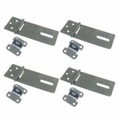 EELIC KEG-3IF 4 PCS Kunci Engsel Gembok Terbuat Dari Bahan Metal Berkualitas Tinggi