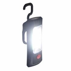 EELIC LAS-919 HITAM Lampu Senter Portable Mini Lamp Lampu Mini LED 5 Watt