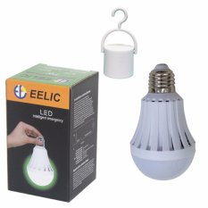 EELIC LED LAU-E7W 220V E27 Lampu Intelligent Emergency Darurat Pintar