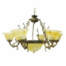EELIC LHG-4104 Lampu Hias Gantung Kap Lampu Berbentuk Mangkok Cantik