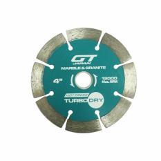 Eelic Mag 4Inch Mata Gerinda Potong Ukuran 4 Inch Untuk Mesin Potong Keramik Diamond Cutting Wheel Hot Press Turbo Dry Terbaru