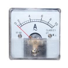 EELIC PAM-50 -A10-1 Panel AC Ampere Meter Analog Program 50 Standart Internasional Dengan Class Standart 2,5