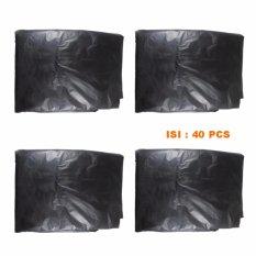 Beli Eelic Pls 120X100 Hitam Plastik Sampah Hitam Ukuran 120Cm X 100Cm Eelic Dengan Harga Terjangkau
