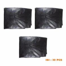 Jual Eelic Pls 120X100 Hitam Plastik Sampah Hitam Ukuran 120Cm X 100Cm Branded Original