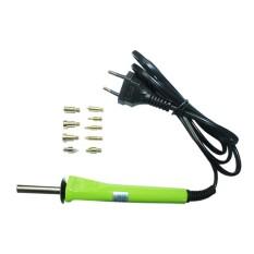 EELIC SOR-U30W Solder Ukir Kayu Soldering Iron 220V 50hz Daya 30W Mudah di gunakan, Cepat, Aman Dan Awet Berbahan dari element Besi Yang Berkualitas Tinggi