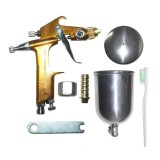 Beli Eelic Spg K3 Alat Spray Gun Air Brush Titanium Sprayer Seken