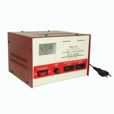 EELIC SVC-Z500N Stavol Contact Voltage Regulator AC Automatic 500 Watt