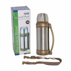Model Eelic Tes 1 2L Thermos Travel Pot Panas Dan Dingin Terbaru