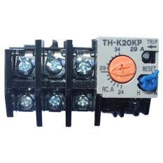 EELIC TOR-THK20 -29A THERMAL OVERLOAD RELAY 29A (Bisa Setting Manual 24A Hingga 34A ) AC 600V