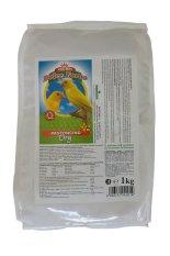Toko Jual Egg Food Delco Forno Pastoncino Dry 1Kg Untuk Lovebird Kenari Parrot Dll Import Itali