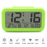 Spesifikasi Eigia Jam Digital Liquid Crystal Led Alarm Waker Minimalis Watch Weeker Jam Meja Weker Waker Jp9901 Desk Clock Unik Modern Design Digitime Ada Waktu Kalender Suhu Temperatur Mudah Digunakan Eigia