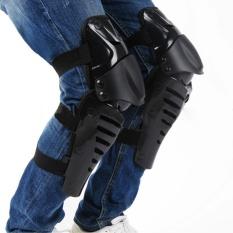 Siku Lutut Shin Pelindung Baja Guard Bantalan Untuk Sepeda Motor Balap Fashion-Intl By Brisky.