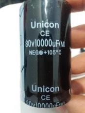Elco 10000Uf 80V Unicon Limited