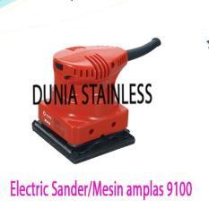 Electric Sander/Mesin amplas 9100 alat alat teknik interior bangunan mebel kayu.