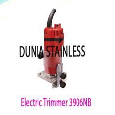 Electric Trimmer 3906NB alat alat teknik kayu interior mebel bangunan almunium.