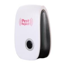 Elektronik Ultrasonic Anti Pest Nyamuk Kecoa Mouse Mengusir Alat-Internasional