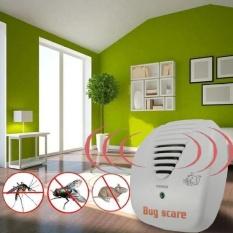Harga Elektronik Ultrasonic Hama Kontrol Baru Repeller Rat Nyamuk Mouse Pembunuh Serangga Bug Scare Ac110V 240 V Eu Us Plug Intl Baru Murah