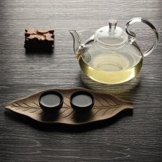 Beli Elegan Bunga 600 Ml Kopi Glass Tea Pot Kaca Cina Teko Kaca Tahan Panas Teko Gongfu Pembuat Teh Dengan Filter Tea Sets Intl Not Specified Asli