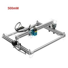 EleksMaker Baru EleksLaser A3 Pro 500 MW Desktop USB Laser Engraving Mesin Ukiran Pengukir Carver DIY Laser Printer dengan Kacamata Pelindung-Intl