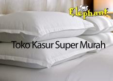 Cuci Gudang Elephant Brand Bantal Kepala Bantal Hotel Bantal Silikon Bantal Dacron Bantal Murah Putih