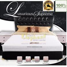 Elephant Full Latex Luxurious Supreme 200x200 Komplit Set