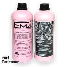 Em4 Pupuk Organik Cair Perikanan dan Tambak (Efective Micro Organisme)