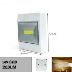 Emergency Lamp LED Mitsuyama MS 8508 / Lampu Darurat Praktis Stick n Click