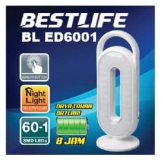 Perbandingan Harga Emergency Light Led Bestlife Bl Ed6001 Sensor Sentuh Di Indonesia