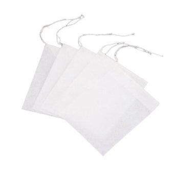 Kosong Teabags String Heat Seal Filter Paper 5.5X7 Cm 100 Pcs-Intl
