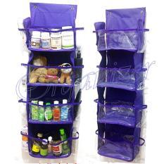 Rp 65.000. Emwe RMO rak multifungsi serba guna organizer rack multifunction organizer hanging Rak Gantung Kosmetik / Obat ...