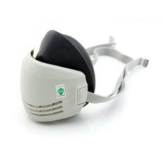 Tips Beli Emylo Silikon Setengah Wajah Masker Debu Alat Pernafasan With Tali Pengikat Yang Dapat Disesuaikan