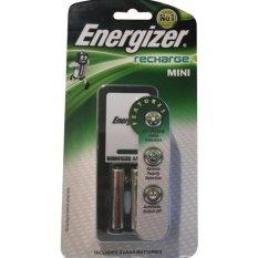 Jual Energizer Charger Baterai 2Pcs Aaa Baterai Original