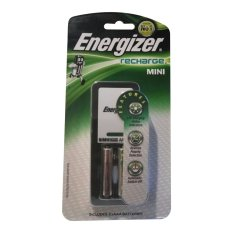 Harga Hemat Energizer Charger Dengan 2 Pcs Baterai Rechargeable Aaa