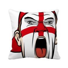 England Bendera Gambar Bantal Bantal Sarung Bantal Sofa Rumah Dekorasi Hadiah-Internasional