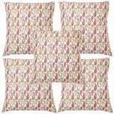 Jual Eolins 5 Sarung Bantal Sofa Batik Paisley Eops040 Online Di Indonesia