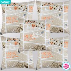 Top 10 Eolins 5 Sarung Bantal Sofa Birds And Tree Jsps106 Khaki Online