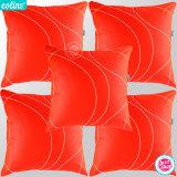 Harga Eolins 5 Sarung Bantal Sofa Strings Jsps080 Orange Yg Bagus