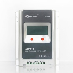 Jual Epever Tracer2210A 20A Mppt Solar Controller 12 V 24 V Auto Lcd Display Intl Online Tiongkok