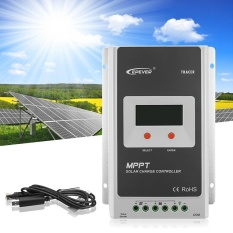 Diskon Epsolar 30A Mppt Solar Panel Charge Controller Regulator Intl Branded