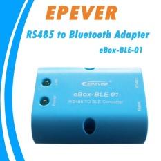 EPSOLAR eBox-BLE-01 Bluetooth Kotak RS485 untuk Adaptor Bluetooth   Komunikasi Pemantauan Nirkabel oleh APP-Intl