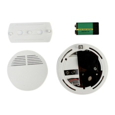ERA Independent Type Smoking Detector Alarm Fire Smoke Sensor For Home Security - intl