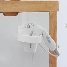 ERA Portable Kait Pintu Hair Dryer Organizer Plastik Rak Pengering Rambut untuk Home Hotel-Intl
