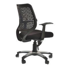 Ergotec Office Chair GL 805 PR - Hitam - Khusus Jabodetabek