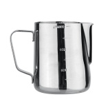 Jual Espresso Coffee Milk Cup Pots Thermo Steaming Frothing Pitcher 350Ml Intl Termurah