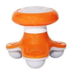 Etarastore - Mini Electric Massager Alat Pijat Mini-Orange