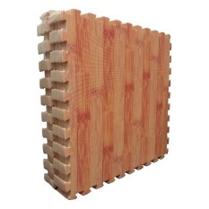 Diskon Produk Evamat Alas Lantai Modern Mats Aman Untuk Anak Bermain Kulit Bambu Tua