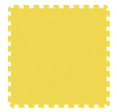 Jual Evamat Puzzle Matras Polos 30 X 30 Cm Kuning Satu Set