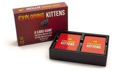 Harga Kartu Edisi Asli Meledak Kittens Permainan Permainan Kartu Untuk Pesta Asli