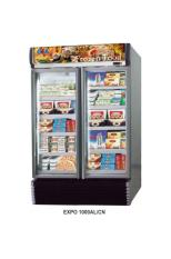 EXPO 1000AL/CN Premium Up Right Glass Door Freezer/Showcase Ice Cream